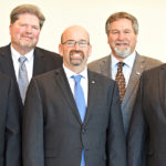 Portrait of newly elected and re-elected board members