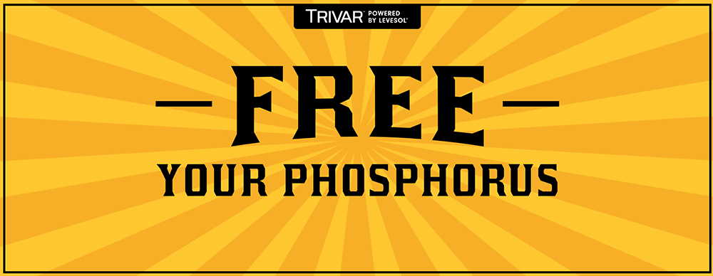 Trivar - Powered by Levesol. Free Your Phosphorus